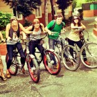 Bike Gang - in Berlin, Germany