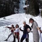 Ski Bums! - Lake Louise, Banff